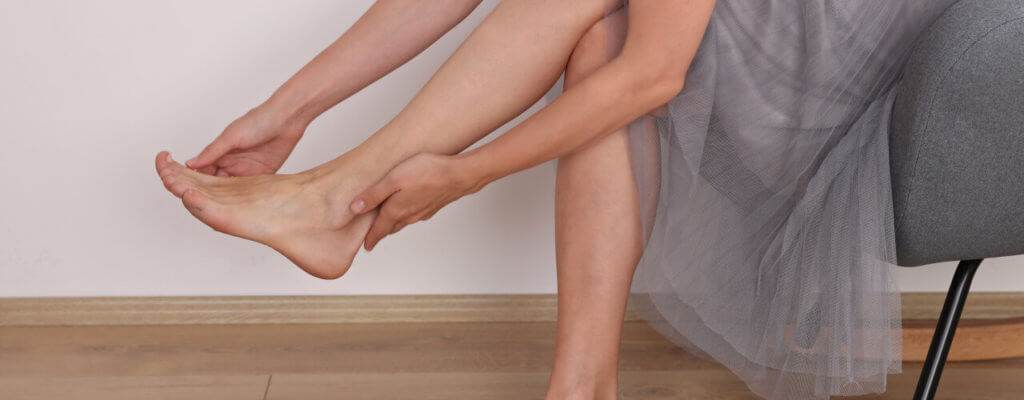 Relieve the Pain of Flat Feet with Physical Therapy